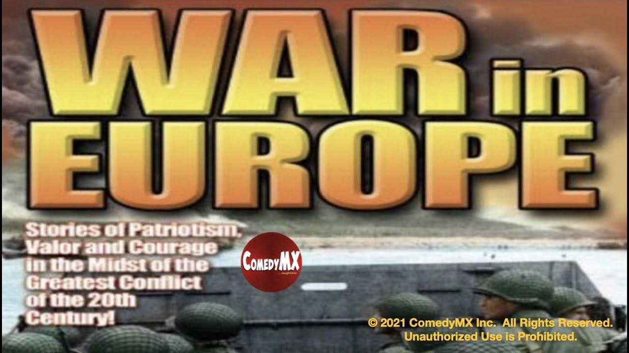 Download War in Europe (1951)   Part 3   America Goes to War
