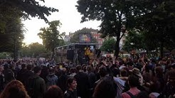Karneval der Kulturen 2017, in Berlin, Reggae in Berlin-waagen, powpow movement