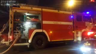 Авария дтп на боровском шоссе москва