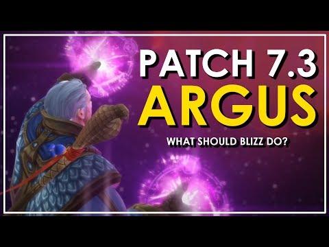 Dear Blizzard: My Patch 7.3 Wishlist -  'Making Legion Exciting Again'