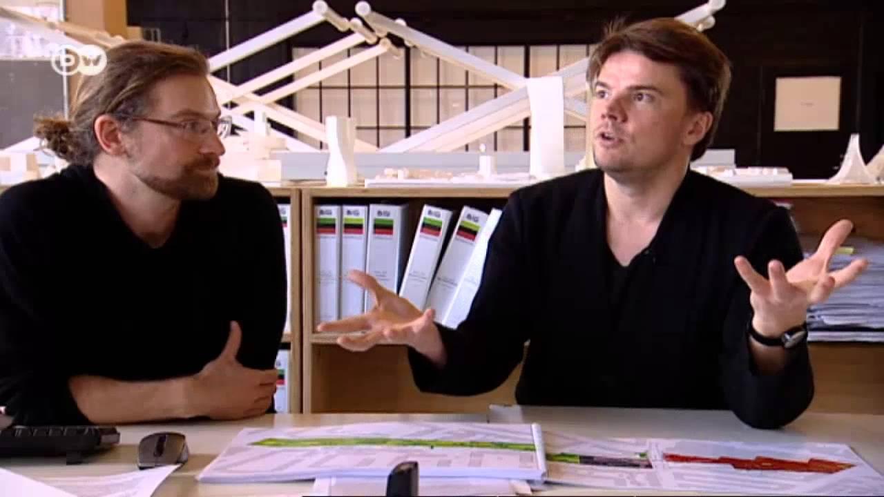 El arquitecto Bjarke Ingels y su estudio, BIG | Euromaxx
