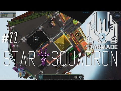 StarMade: StarSquadron #22 First Order at Flower Shop