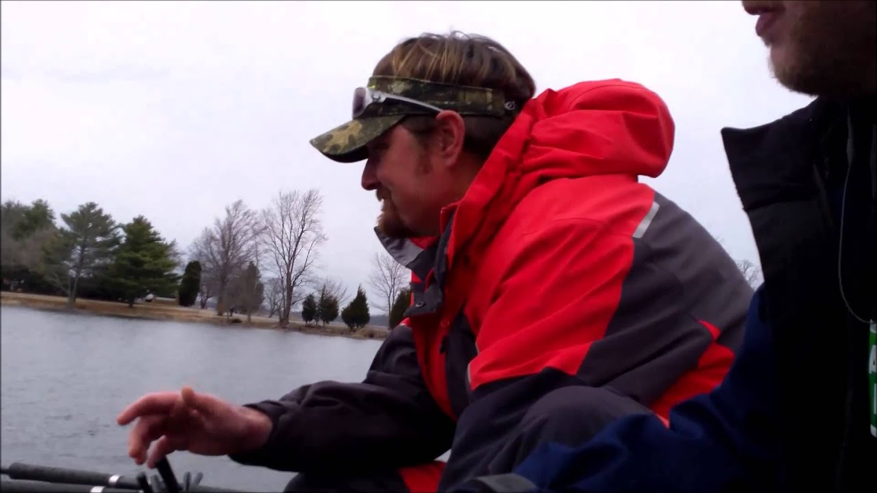 Crappie fishing with kyle schoenherr on lake of egypt il for Lake of egypt fishing report