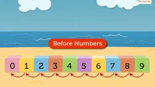 Before and After Numbers For Kids | Numbers 0 to 9 | Maths Concept For Kids | Grade 1 | Vid #4