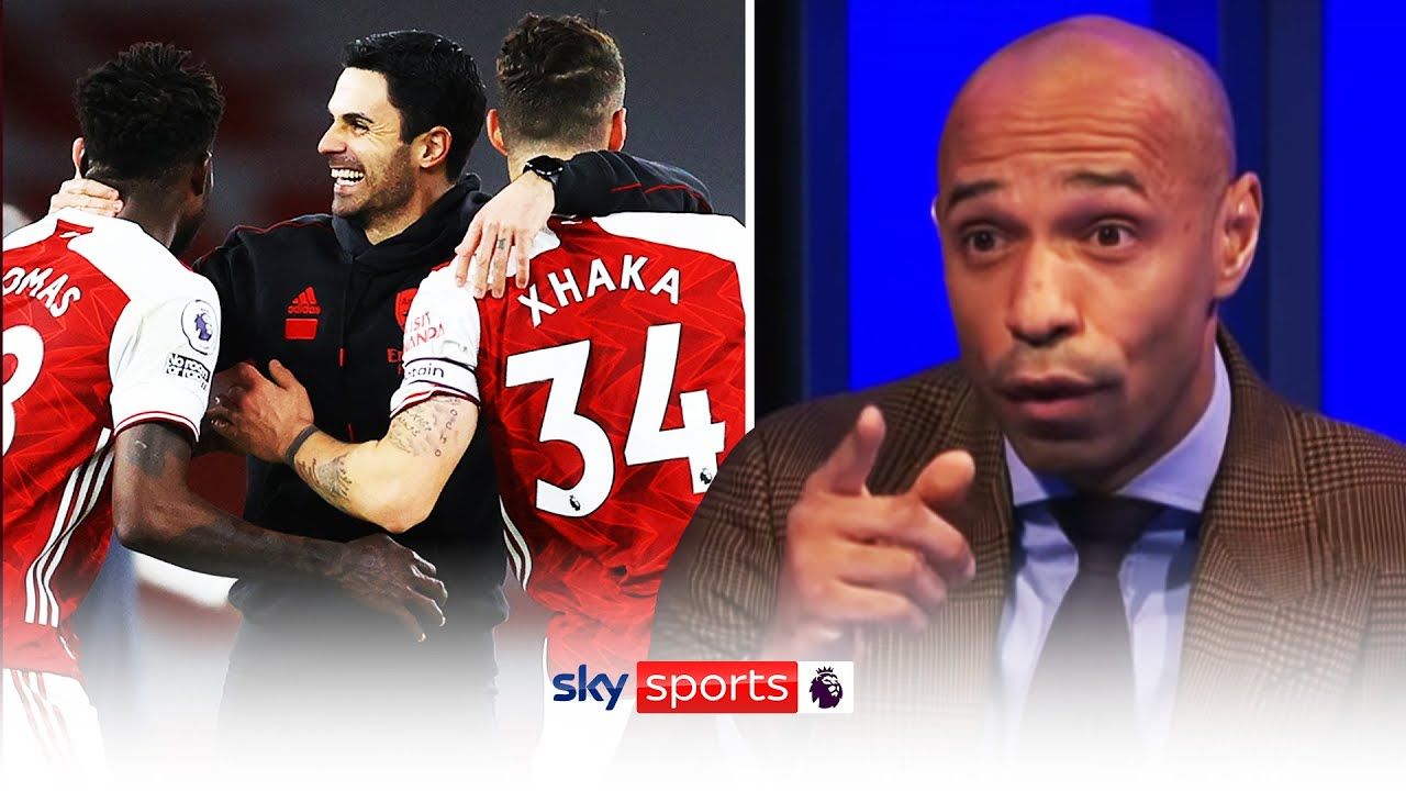 Thierry Henry's honest assessment of Mikel Arteta as Arsenal manager & how they could impro