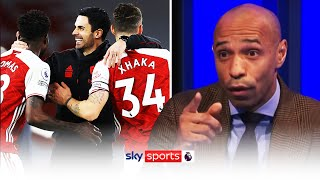 Thierry Henry's honest assessment of Mikel Arteta as Arsenal manager & how they could improve | MNF