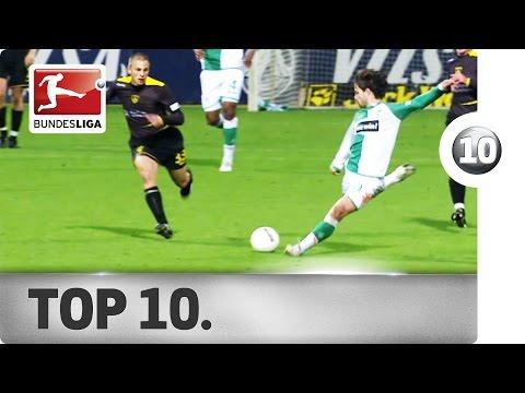 Top 10 Long-Range Goals