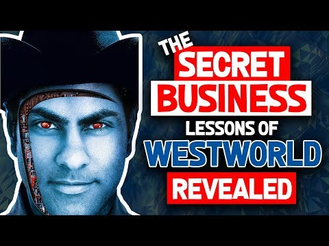 The two secret business concepts that make Westworld so successful