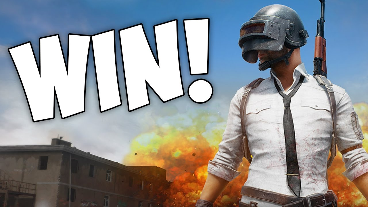 how to win player unknown battlegrounds
