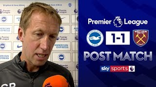 """We showed real personality!"" 