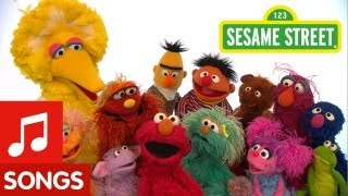 Sesame Street: Sing the Alphabet Song!