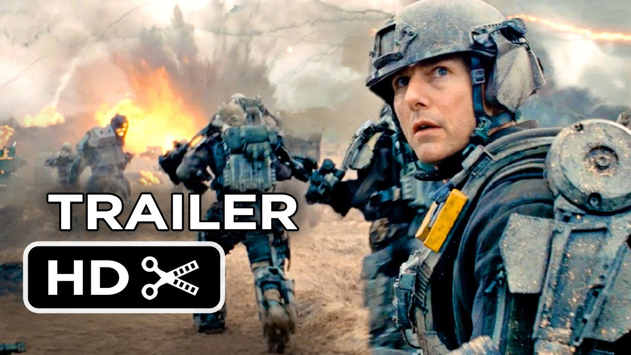 Edge Of Tomorrow Official Trailer - Judgement Day (2014 ...