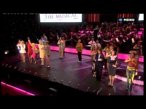 Legally Blonde Olivier Awards 2011
