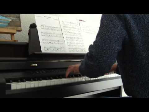 Jean Claude Petit- Jean de Florette Thème (piano solo)
