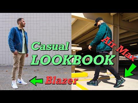 Weekend Lookbook Nike Blazer 77 Air Max 720 Nike Air Jordan