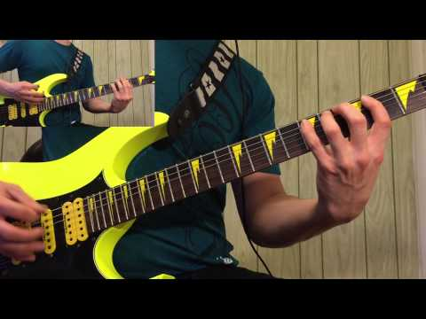 You're So Last Summer Taking Back Sunday guitar cover
