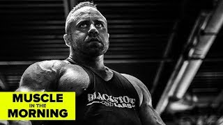 AARON CLARK LOCKED & LOADED! Muscle in the Morning (5/18/18)