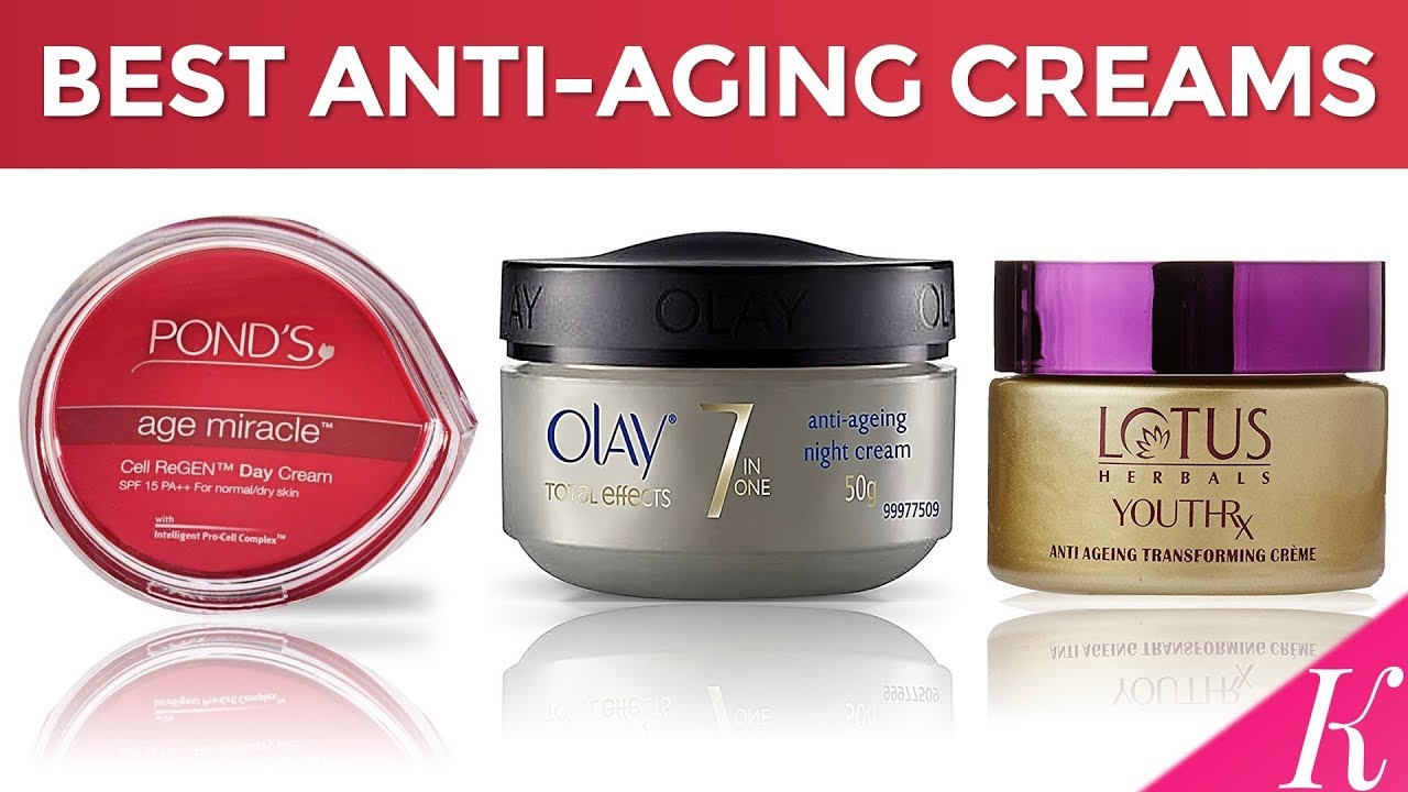 10 Best Anti-Aging Creams in India with Price - YouTube def0496a0d