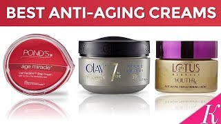 10 Best Anti-Aging Creams in India with Price