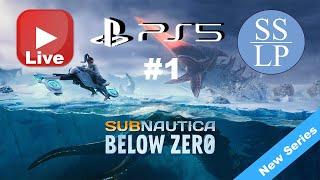 Taking On Subnautica Below Zero PS5 #1
