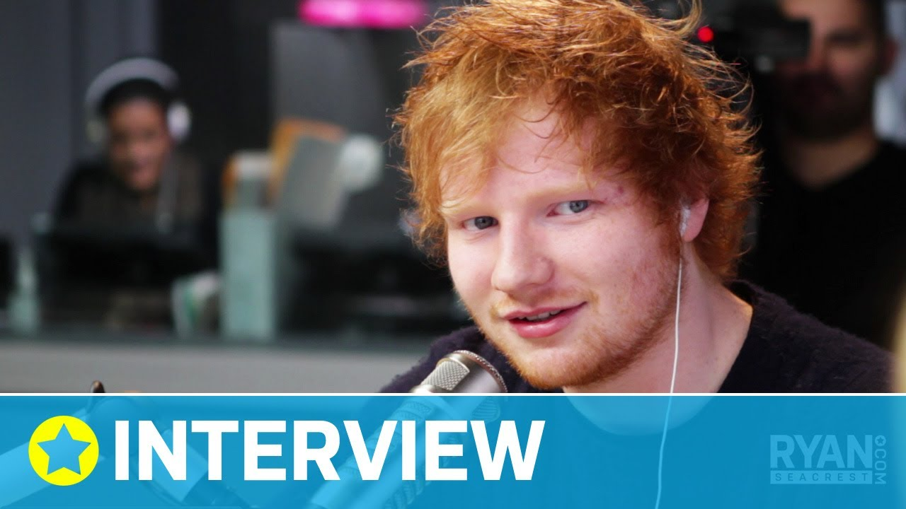 Ed Sheeran Reveals His Worst Habit I Interview I On Air with Ryan Seacrest