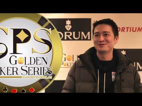 Golden Poker Series Entrevista Lirong Hu Yu