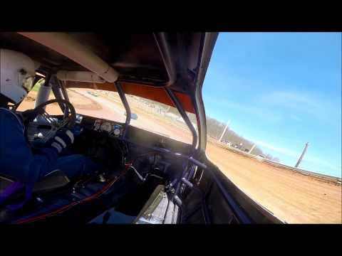 Chris Smith Hot Lap Path Valley 4-12-15