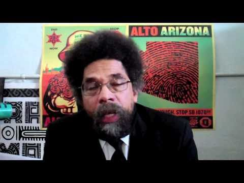 Dr. Cornel West speaks about Art and Culture in a Social Movement