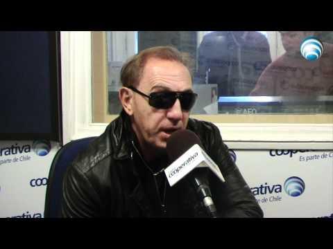 Franco De Vita en Radio Cooperativa