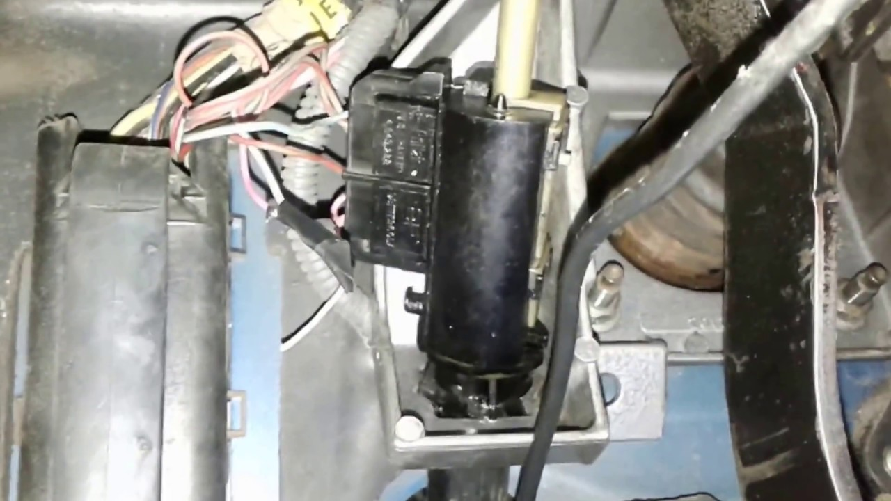 eliminar Interruptor de Embrague Ford Ranger 99 - Bypass security Switch  Clutch