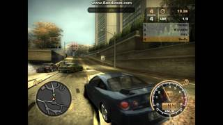 Need for Speed Most Wanted CZ GAMEPLAY 2
