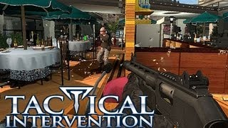 Tactical Intervention - New Free To Play Online Shooter on STEAM ( Gameplay 2013 )
