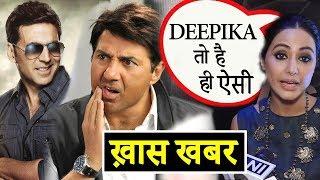 Akshay Kumar और Sunny Deol की अगली Film होगी 'Good News' | Hina Khan Badly Insults Dipika Kakkar
