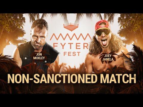 [FREE MATCH] JON MOXLEY Vs JOEY JANELA #AEW FYTER - Watch The Rematch Wed, Dec 4 On #AEWDynamite
