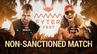 (FREE MATCH) JON MOXLEY vs JOEY JANELA #AEW FYTER - Watch the rematch Wed, Dec 4 on #AEWDynamite