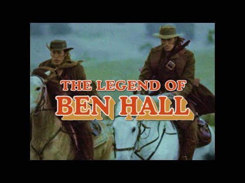 The Legend of Ben Hall  1975 Television