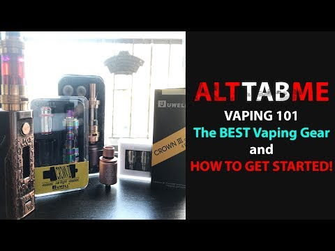 The BEST Vaping Products of 2017. Stop buying Upgrades and Stop smoking NOW!