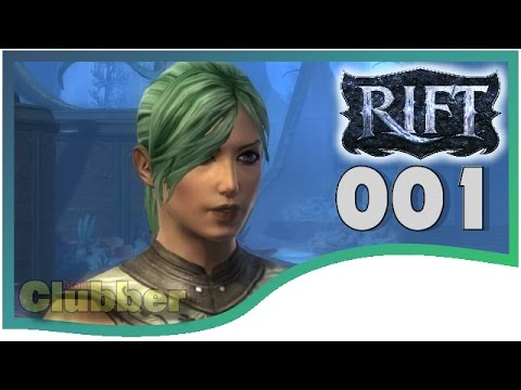 Die Reise in Rift beginnt ★ Rift Gameplay ★ RIFT let's play deutsch #001
