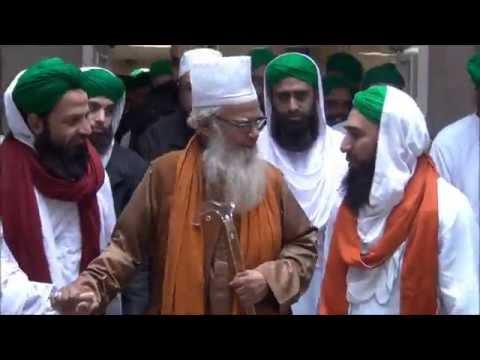 Syed Hasmi Miyan Visit to Faizan-E-Madina (Birmingham)