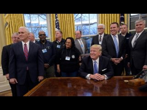 The significance behind Trump meeting with union leaders