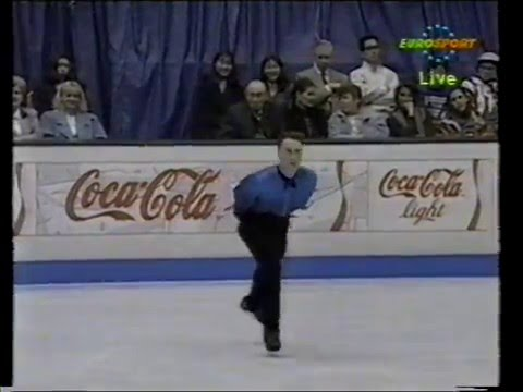 Michael Tyllesen DEN - 1994 World Championship LP