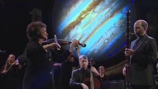 Tafelmusik performs Rameau, Entrance of Jupiter ~ The Galileo Project