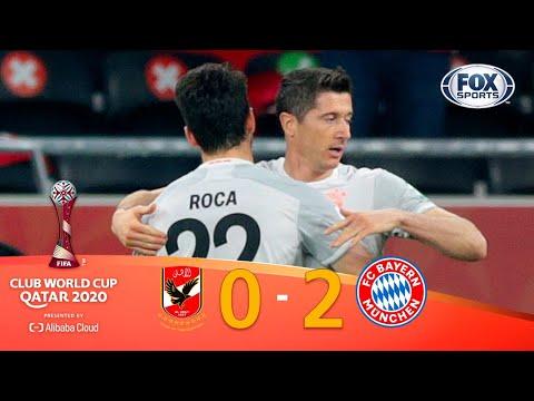 ¡BAYERN MÜNCHEN VA POR TIGRES! 😎   AL AHLY 0-2 BAYERN   Mundial