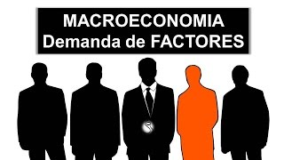 MACROECONOMIA - Demanda de un Factor