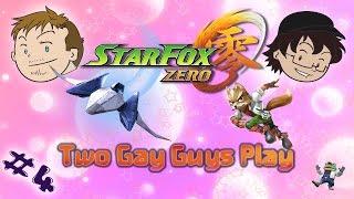 Two Gay Guys Play - Star Fox Zero #04 Furry Sex Jokes