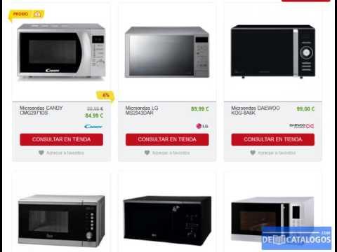 Microondas conforama ofertas online youtube - Microondas conforama ...