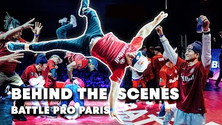 Battle Pro 2019: Behind the Scenes with the Red Bull BC One All Stars