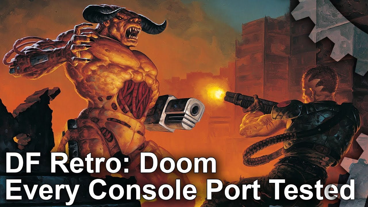DF Retro: we play every single Doom console conversion