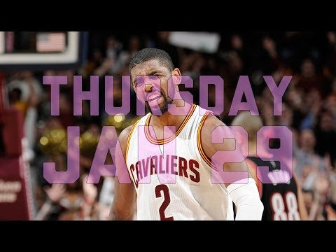 NBA Daily Show: Jan. 29 – The Starters