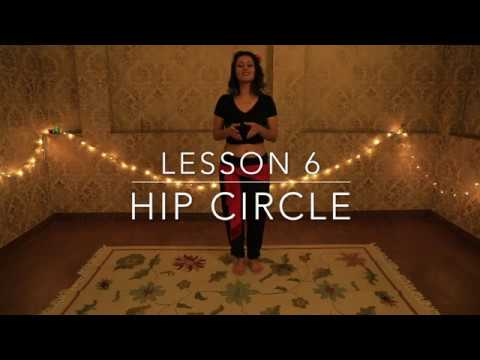 Lesson 6 | How to Do A Hip Circle | Belly Dance Tutorial for Beginners with Meher Malik